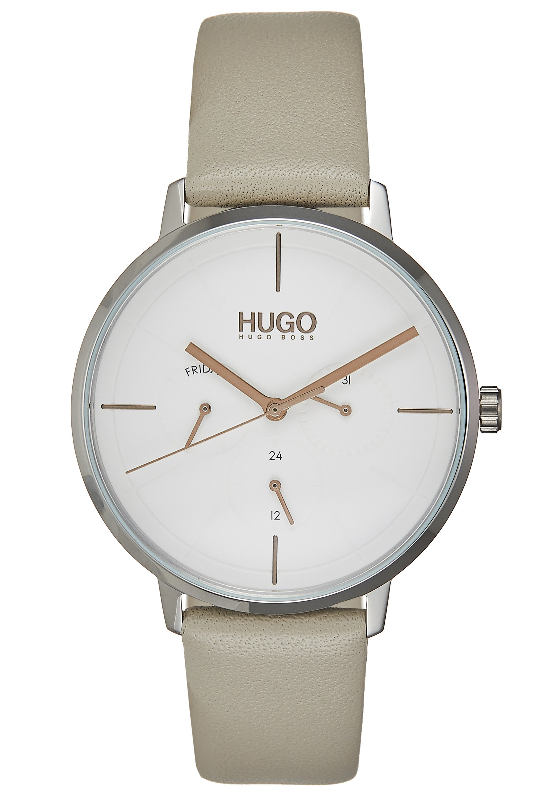 HUGO EXPRESS - Klokke - beige
