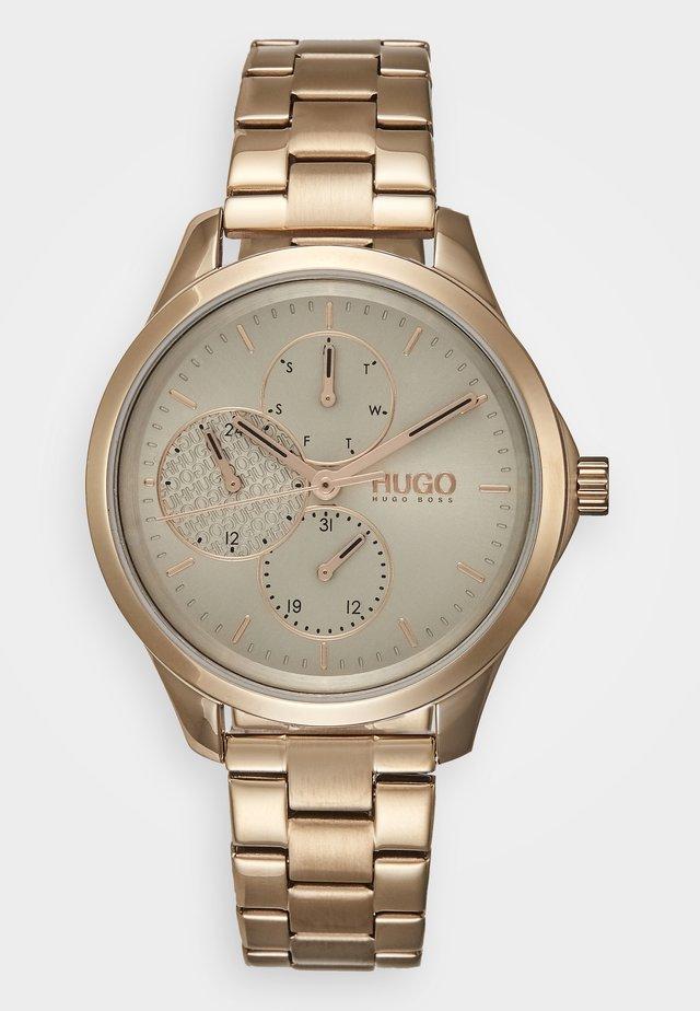FEARLESS - Horloge - roségold-coloured