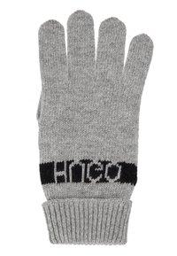 HUGO - WOLO - Guantes - medium grey - 2