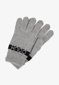 HUGO - WOLO - Guantes - medium grey - 1