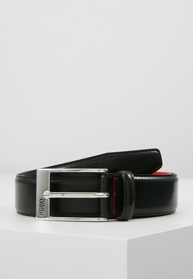 BARNEY - Belt business - black