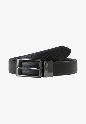 GILVIO - Cinturón - black
