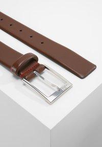 HUGO - GELLOT  - Belt - dark brown - 2