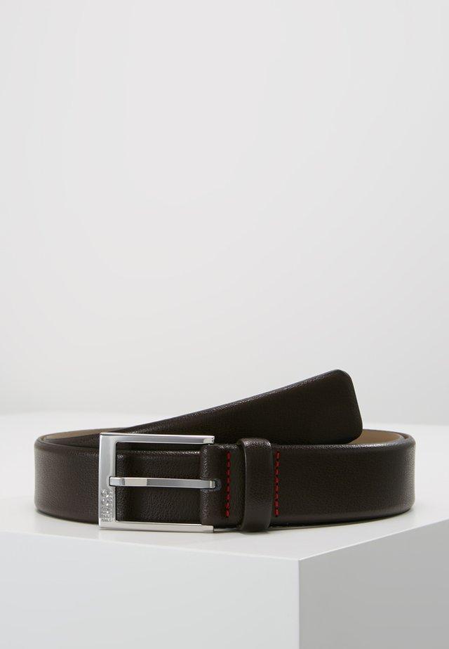 GELLOT  - Cinturón - dark brown