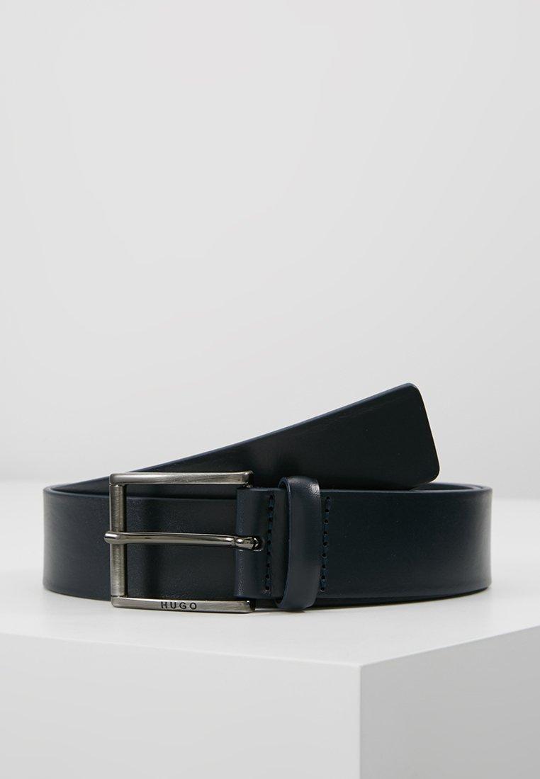 HUGO - GEID - Belt business - dark blue