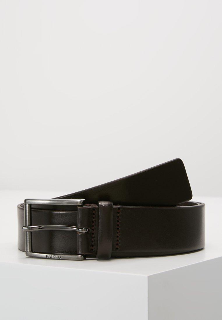 HUGO - GEID - Formální pásek - dark brown