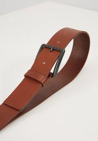 HUGO - GIONIO - Cintura - medium brown - 2