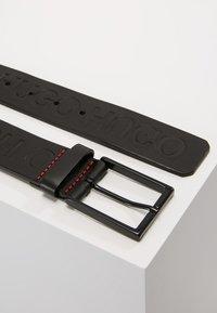 HUGO - GIACI  - Pásek - black - 2