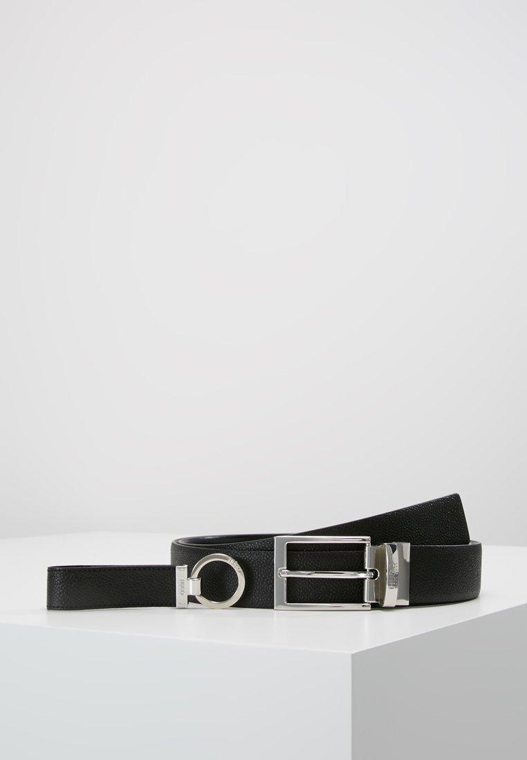 HUGO - Cinturón - black