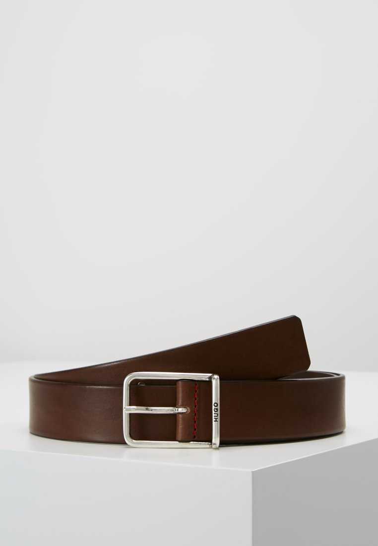 HUGO - GAL - Pasek - dark brown