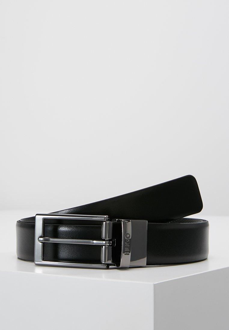 HUGO - GILVIN - Formální pásek - black