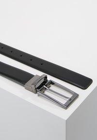 HUGO - GILVIN - Formální pásek - black - 2