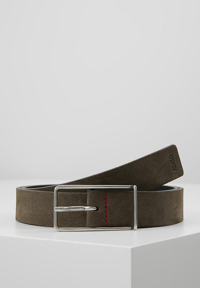 GIOS - Cinturón - khaki