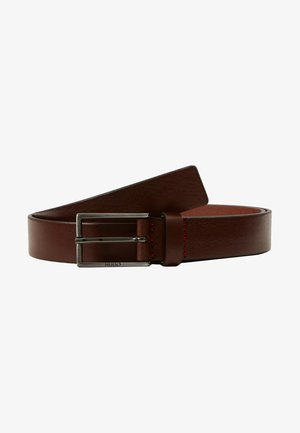 GANTIS - Belt - medium brown