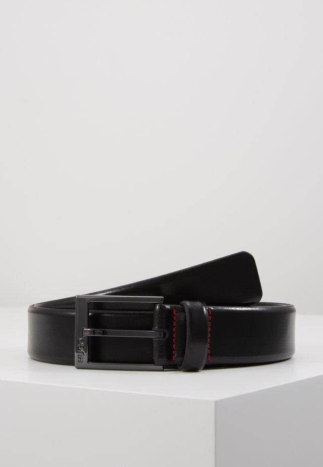 GARNEY - Cinturón - black