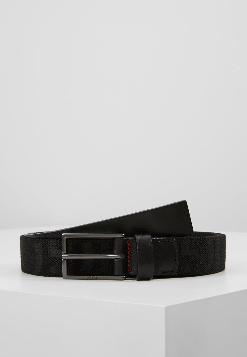 HUGO - GILD-TAPE - Cintura - black