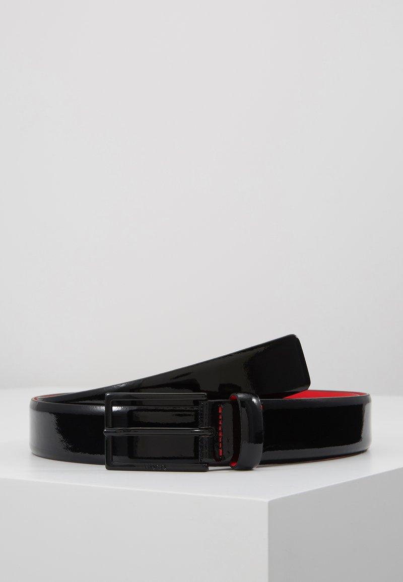 HUGO - GAVRINO - Pásek - black