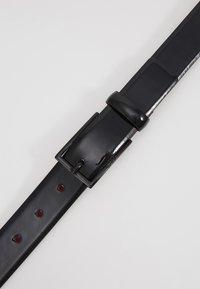 HUGO - GAVRINO - Pásek - black - 5