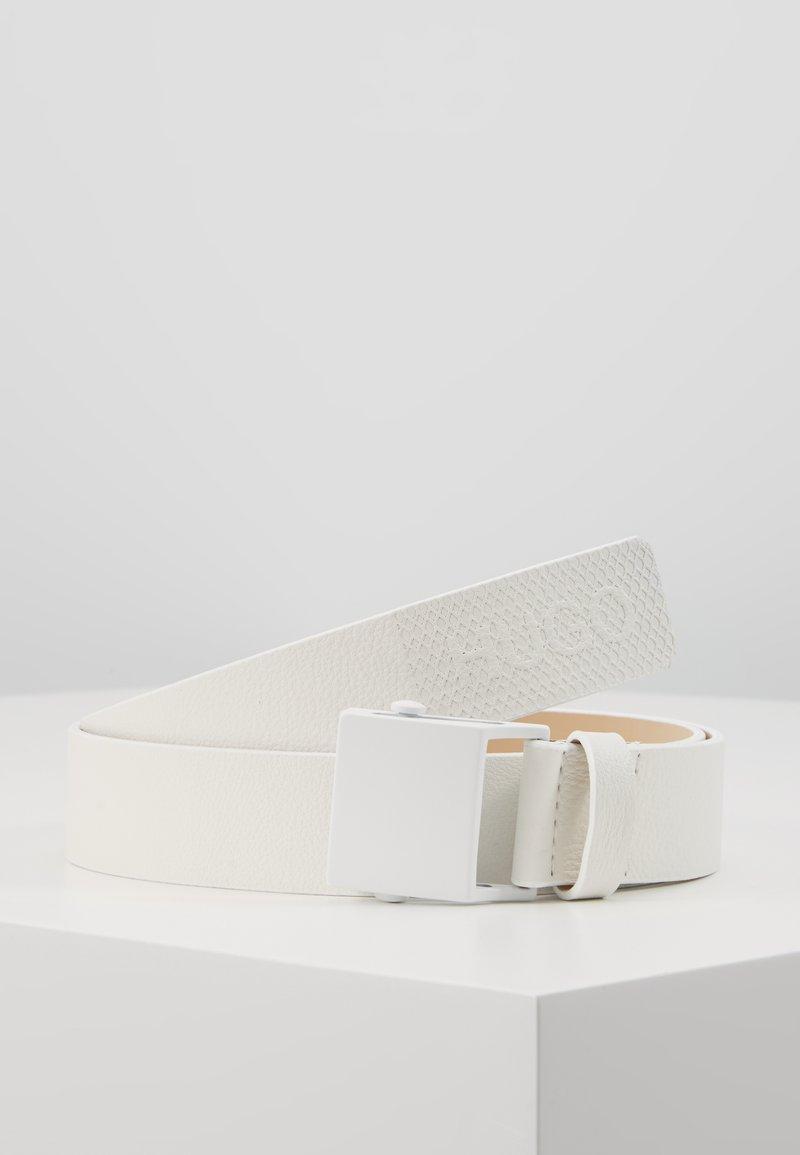 HUGO - GABUM - Pásek - white