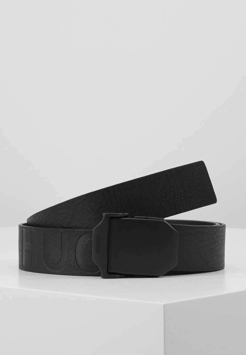HUGO - GALTER - Belt - black