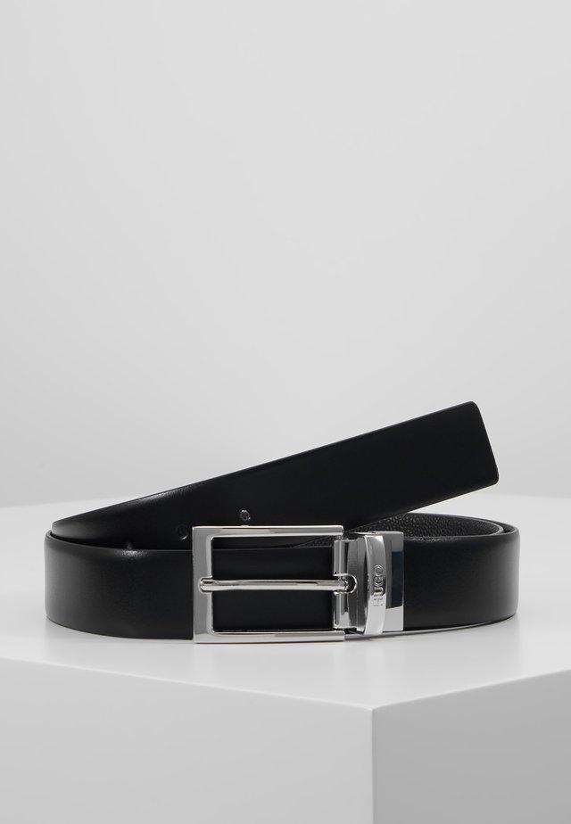 GELVIO - Pasek - black