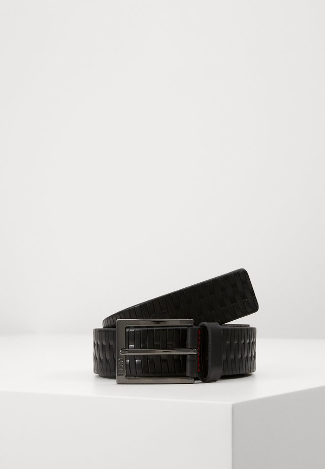 GERRIES - Ceinture - black