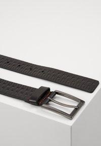 HUGO - GERRIES - Pásek - black - 1