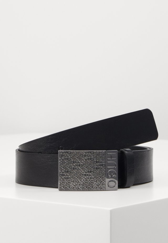 GIAMPI - Cinturón - black