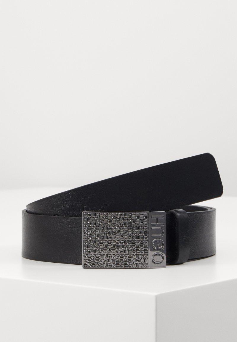HUGO - GIAMPI - Gürtel - black
