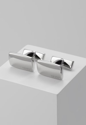 E-LIBERTY  - Manschettenknopf - silver-coloured