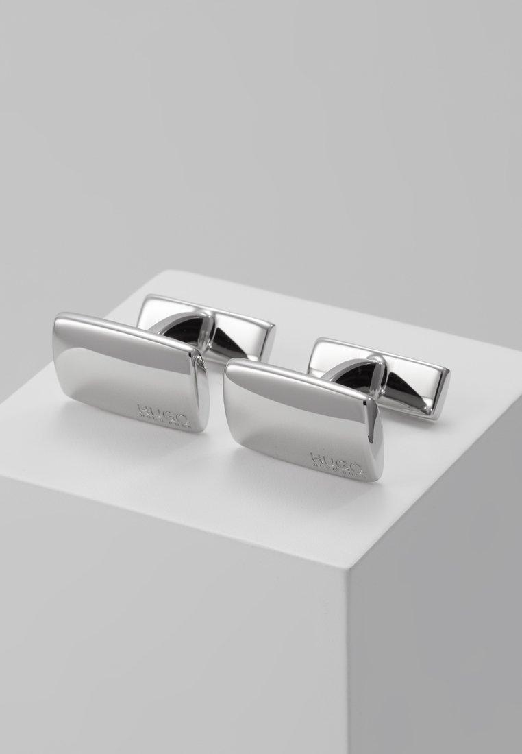 HUGO - E LIBERTY  - Manschettenknopf - silver-coloured