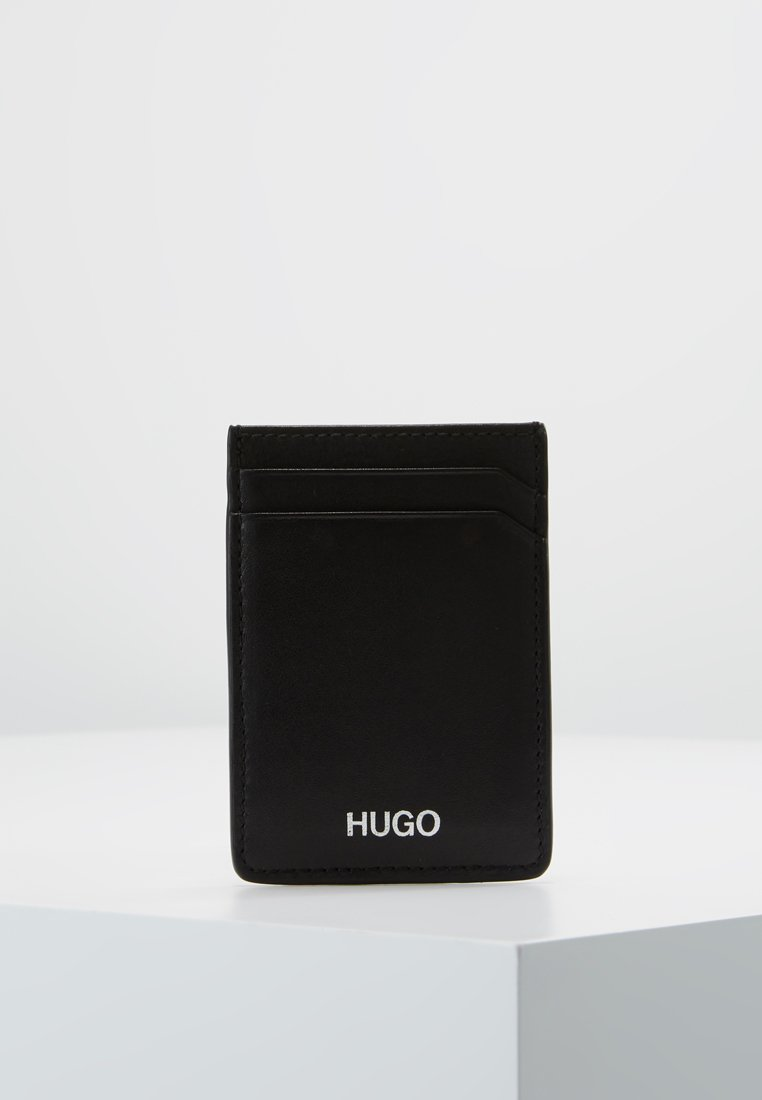 HUGO - CLIP CARD HOLDER - Käyntikorttikotelo - black