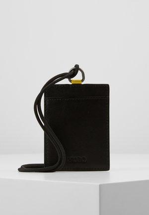 STATEMENT HOLDER - Business card holder - black