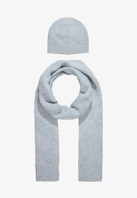 HUGO - ZANTO SET  - Szal - medium grey - 2