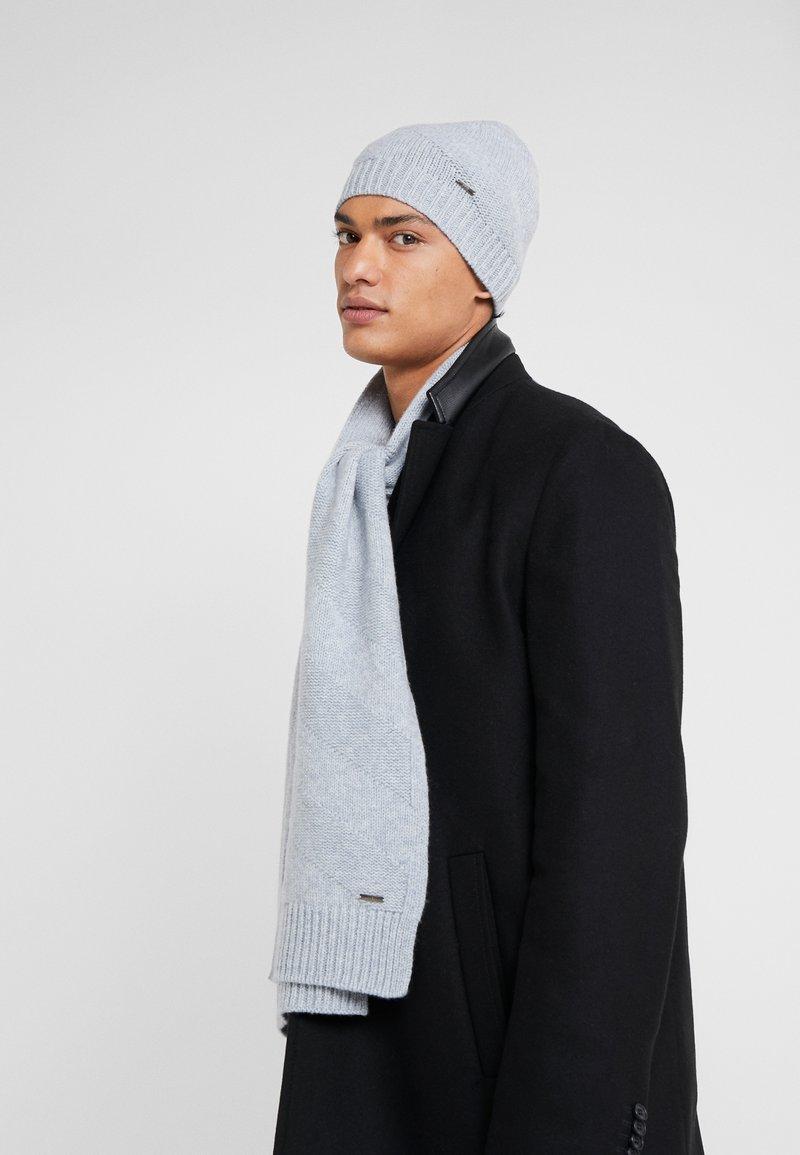 HUGO - ZANTO SET  - Szal - medium grey
