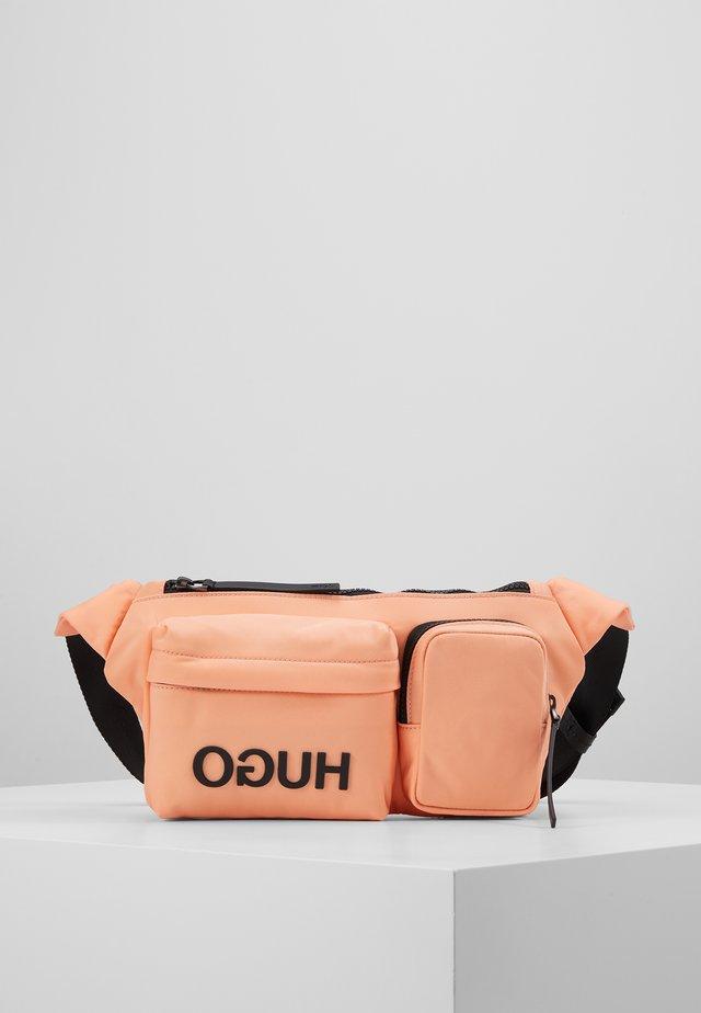 RECORD WAIST BAG - Gürteltasche - open pink