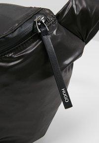 HUGO - RIDER BUM BAG - Sac banane - black - 9