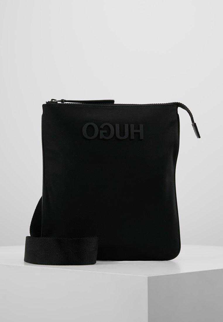 HUGO - RECORD ZIP - Across body bag - black