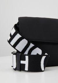 HUGO - U-BAHN BUMBAG - Bæltetasker - black - 7
