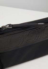 HUGO - U-BAHN BUMBAG - Bæltetasker - black - 4