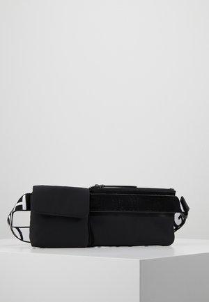 U-BAHN BUMBAG - Bum bag - black