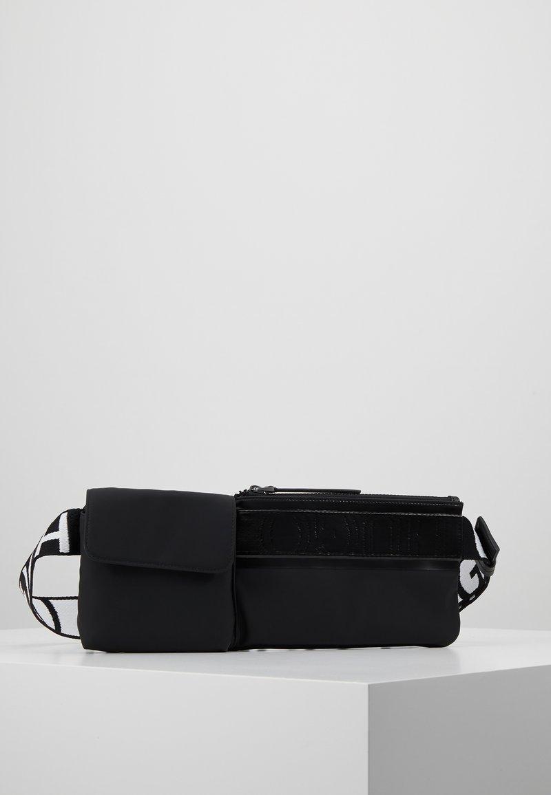 HUGO - U-BAHN BUMBAG - Bum bag - black
