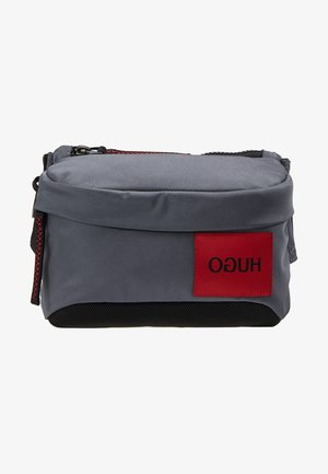 KOMBINAT BUMBAG MINI - Sac banane - dark grey
