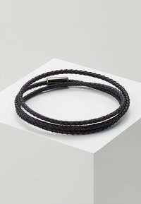 HUGO - ELEMENT - Armband - black - 2