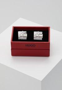 HUGO - PALM - Spinka do mankietów - silver-coloured - 4