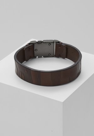 E-CAMU-BRACELET - Náramek - dark brown