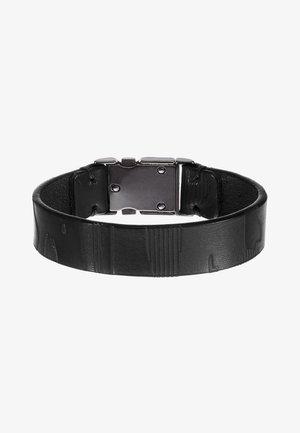 E-CAMU-BRACELET - Armband - black