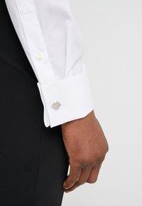 HUGO - HAND - Manžetové knoflíčky - silver-coloured - 1
