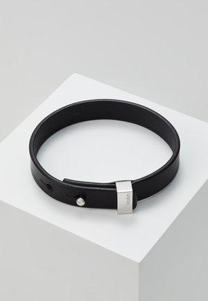 E-PULL BRACELET - Náramek - black