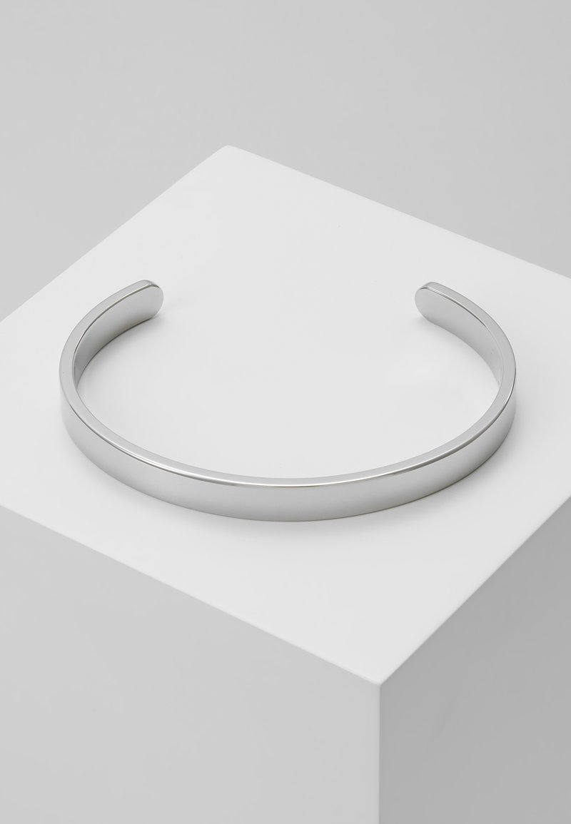 HUGO - BANGLE - Bracelet - silver-coloured